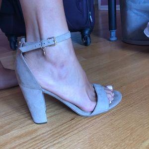 GUESS Beige Heels